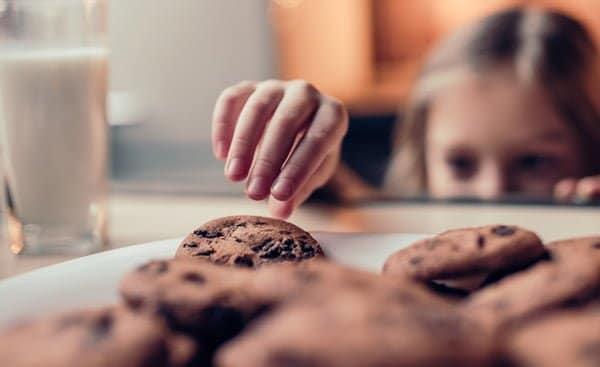 Visuel cookies
